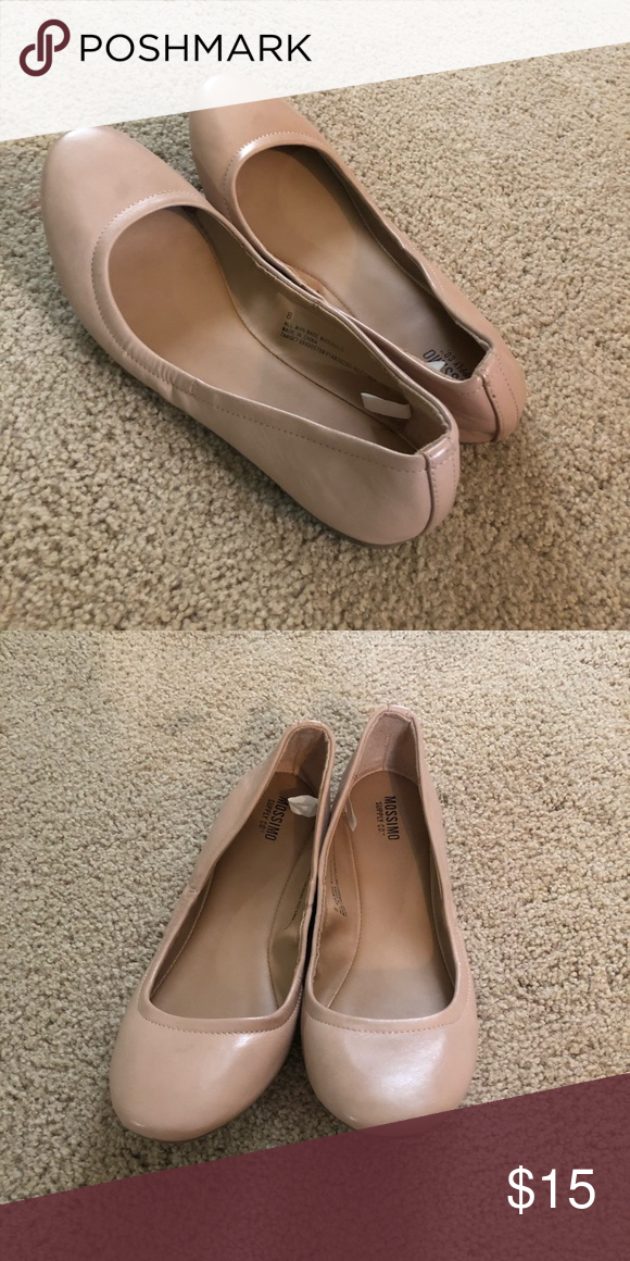 5789ba83c Cute Women's Flats Super cute pale pink/cream colored flats from target!  Mossimo brand