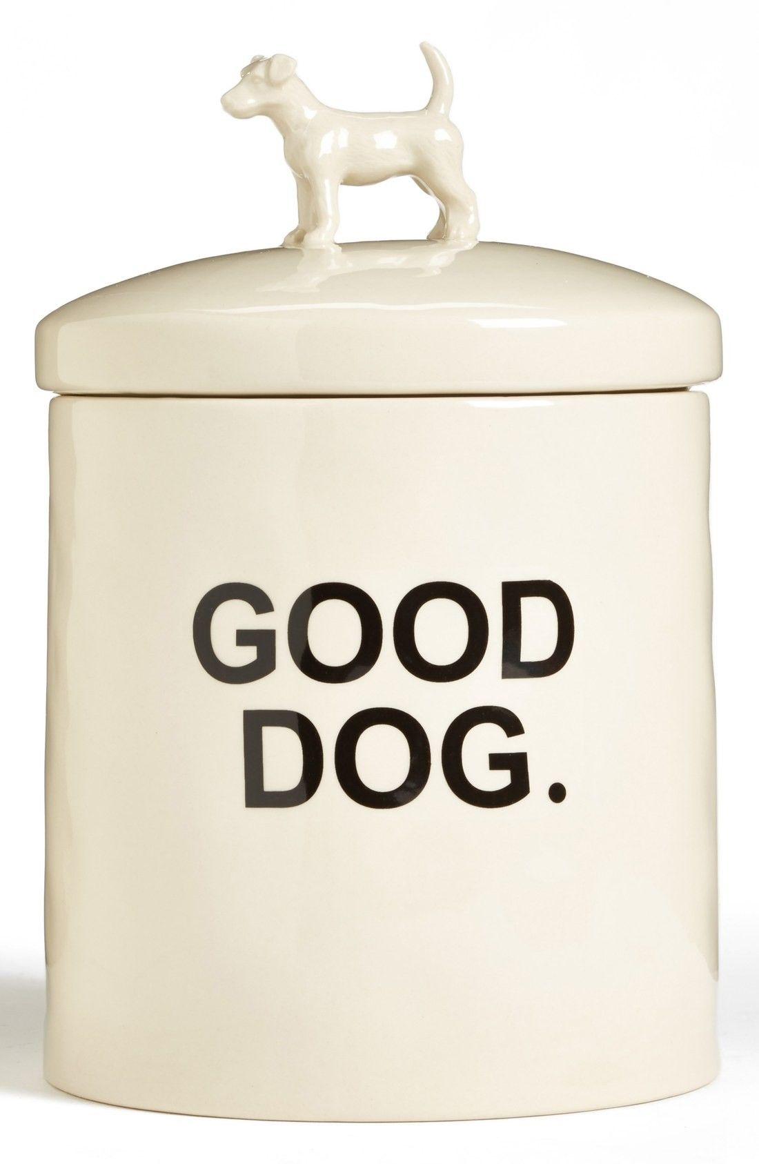 'Wilma' Dog Treat Jar