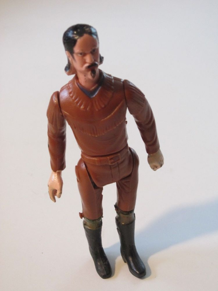 Legends Of The West Wild Bill Vintage Action Figure - 1975 ...