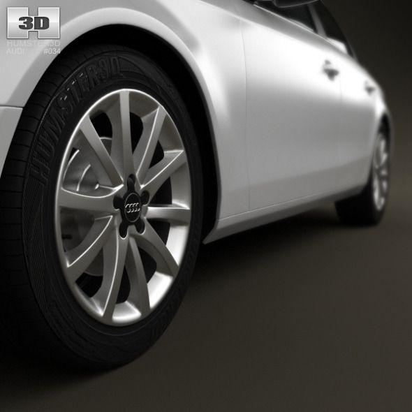 Audi A4 Sedan 2013 #Audi, #Sedan
