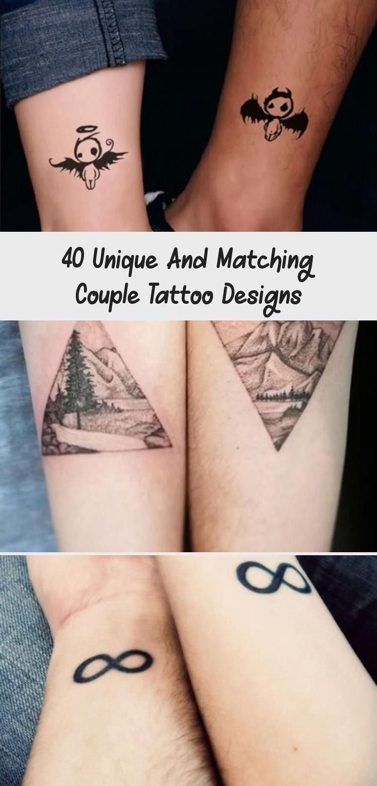 Dekoration Ideen Unique And Matching Couple Tattoo Designs Tattoodesignship Japanesetattoode In 2020 Couples Tattoo Designs Couple Tattoos Matching Couple Tattoos