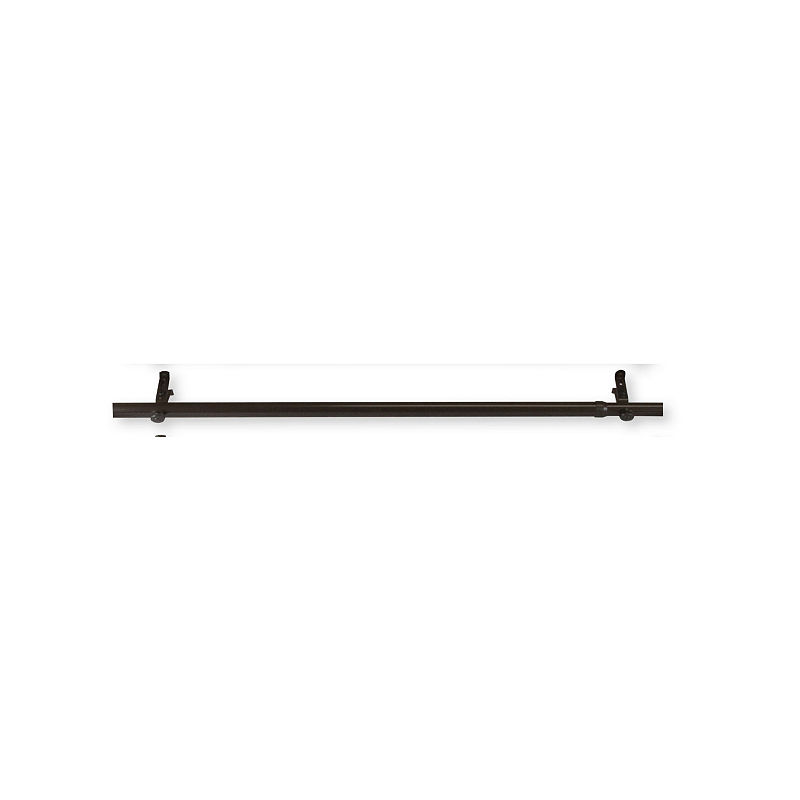 Rod Desyne Bay Extension 13 16 In Curtain Rod Products Curtain