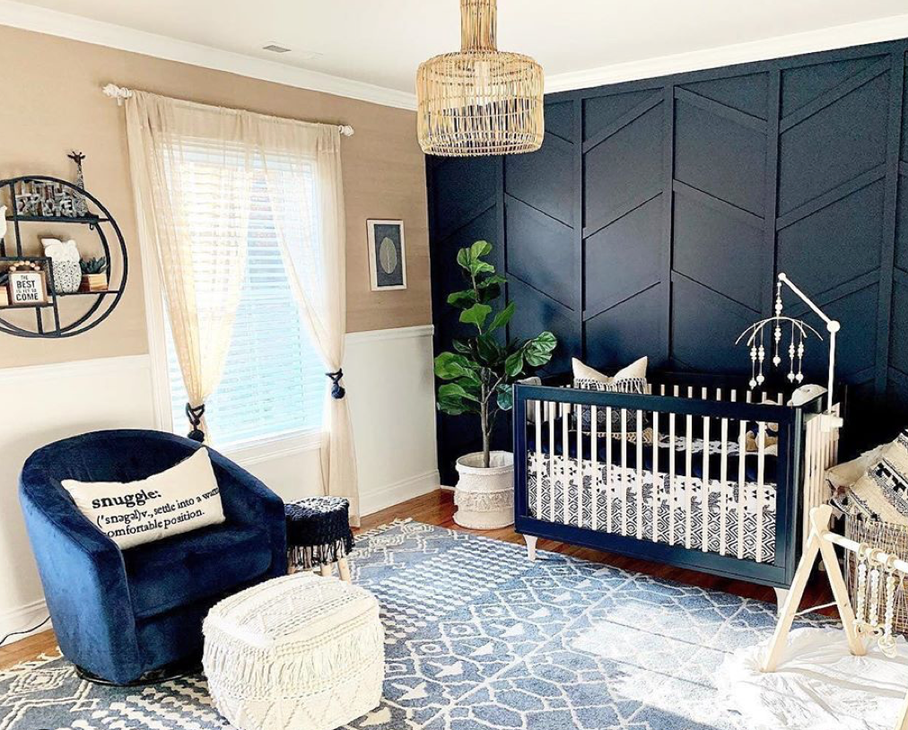14 Nursery Trends And Children S Design Ideas To Watch For 2020 Project Nursery Baby Boy Room Nursery Nursery Baby Room Baby Room Design