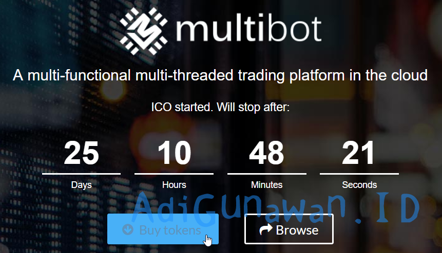 crypto investment bot bester crypto currecy broker