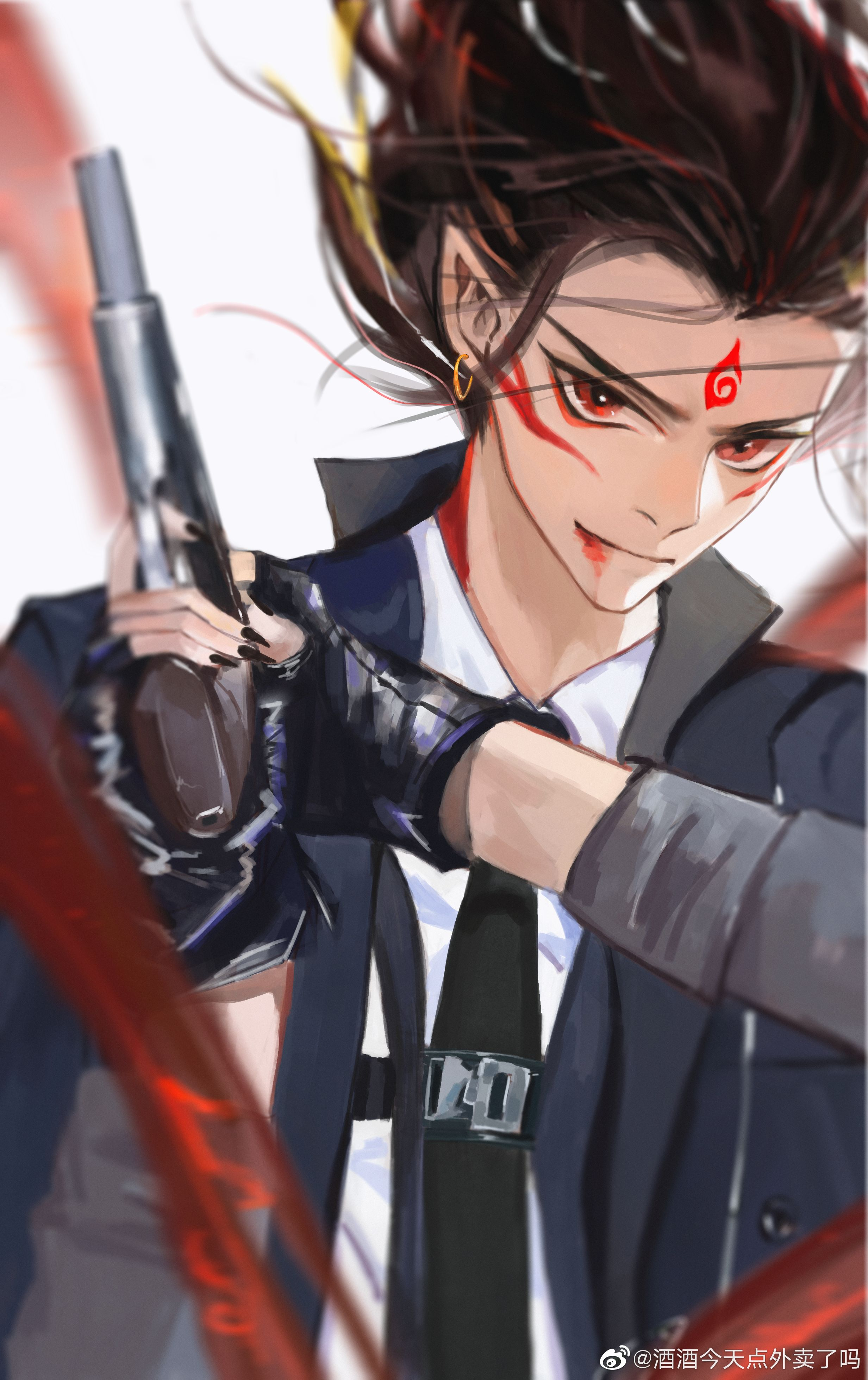 Pin by 佳潔 謝 on 哪丙 Handsome anime, Anime, Handsome anime guys