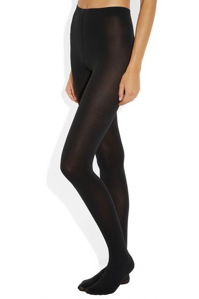 77c0b83a227 Falke - Pure Matt 100 Denier Tights - Black