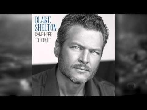Blake Shelton - Came Here To Forget (Audio, recensione & significato).  #BlakeShelton