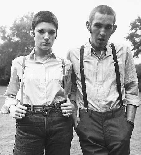 Image result for skinhead girls 1969""