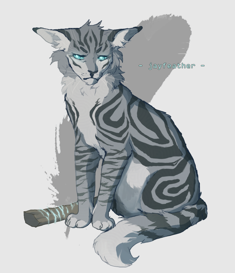 Warrior Cats Jayfeather Heyyy its been ...