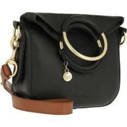 See By Chloé Monroe Day Bag Small Black in schwarz Umhängetasche für Damen Chloé