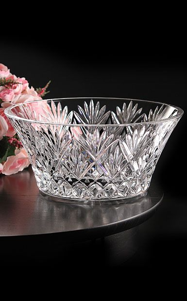 Waterford Crystal Cassidy 10 Crystal Bowl Waterford Crystal Patterns Waterford Crystal Crystal Bowls