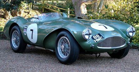 1956 Aston Martin DB3S