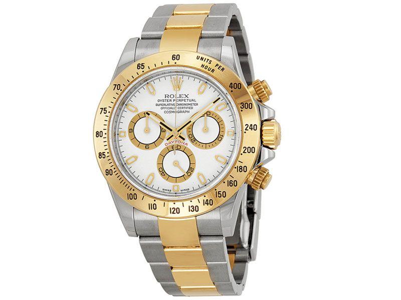 ef1c88bf Купить оригинальные часы Rolex Cosmograph Daytona 116523 сталь с золотом в  Киеве http://