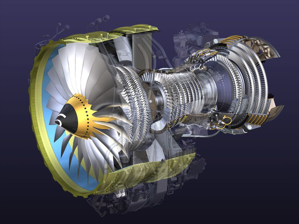 CFM56 Turbofan- want to know more? - www attservices co uk