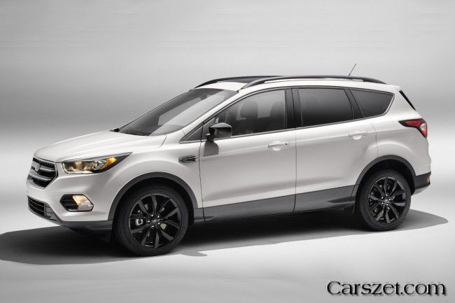 Ford Escape Sport >> The New 2018 2019 Ford Escape Got A Sport Appearance Package