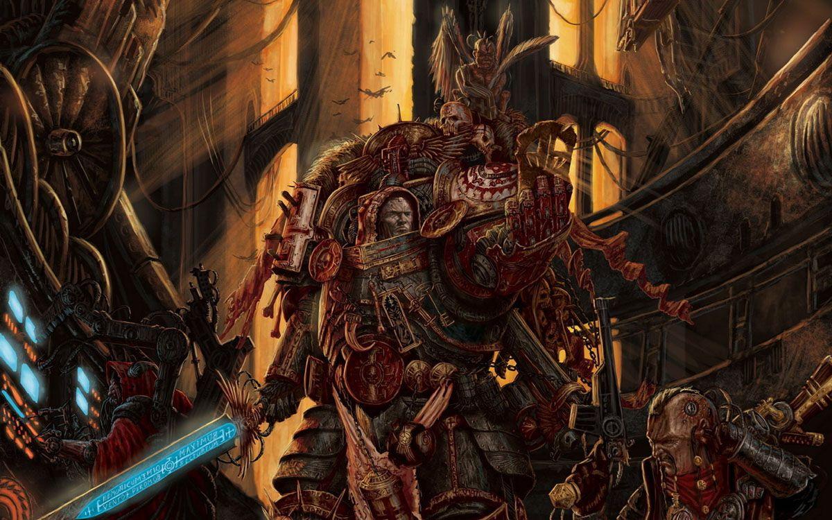 Warhammer 40k Dark Heresy Inquisitor Warhammer Art Art