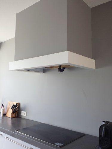 Landelijke Keukens Dampkap : Door Decosier op maat gemaakte koof afzuigkap (4) Keuken