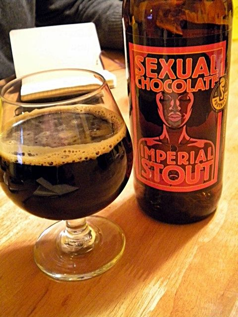 Sexual chocolate foothills brewery