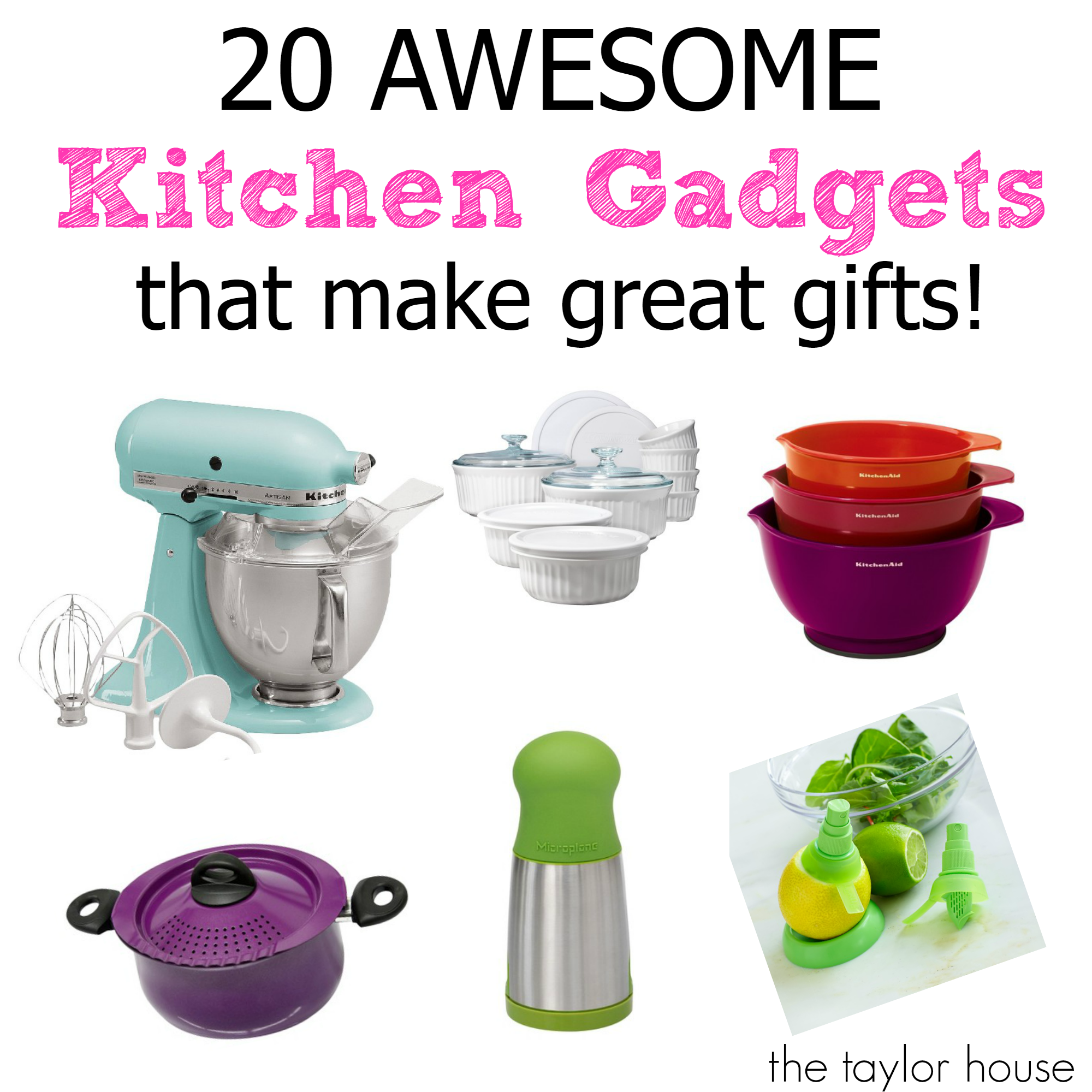 20 Best Kitchen Gift Ideas Gadgets Cool