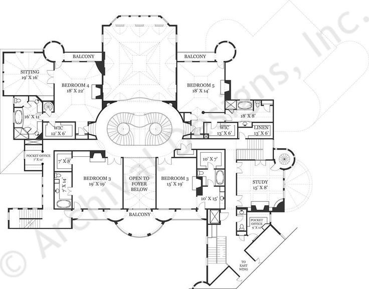 Dunrobin Castle House Plan A Plans Like Floor  Escortsea