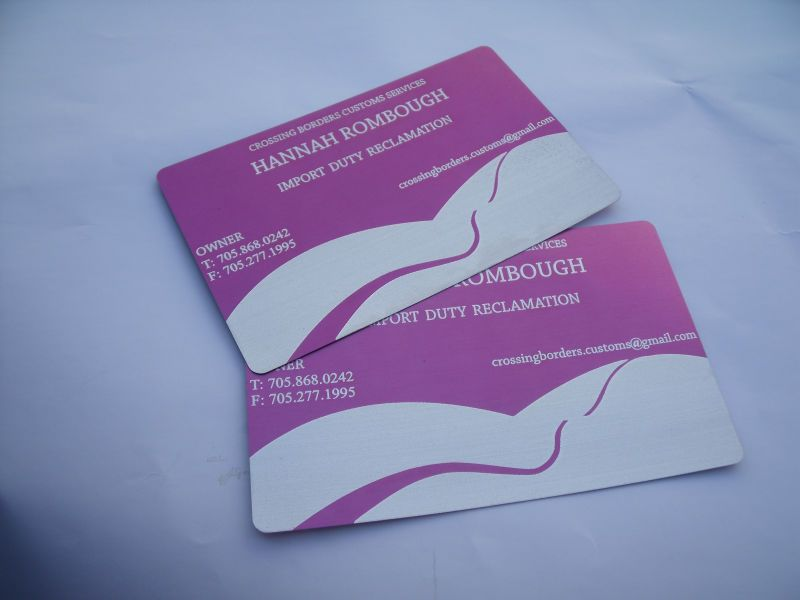 the best price high quality plasticclear business card - Best Price Business Cards