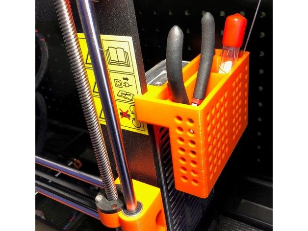 Cool prusa mk3 tool holder Tool holder, Holder, 3d