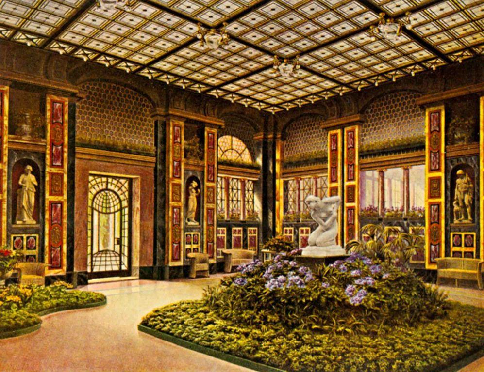 Wintergarten berlin 1910 pinterest berlin - Wintergarten ffb ...