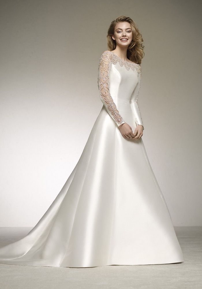 Pronovias 2018 Wedding Dress - Available at Designer Bridal Room ...