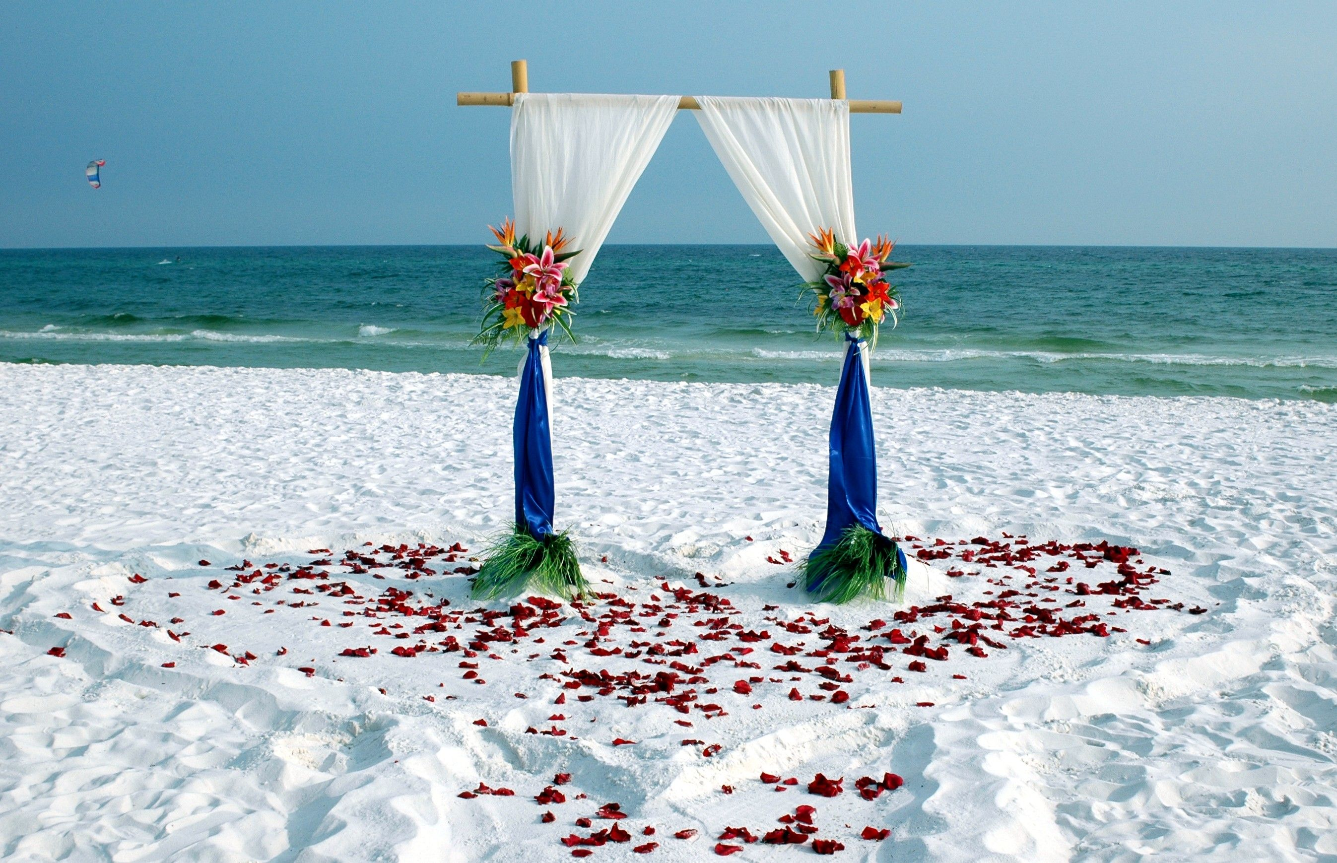 find this pin and more on the wedding planners simple bamboo beach