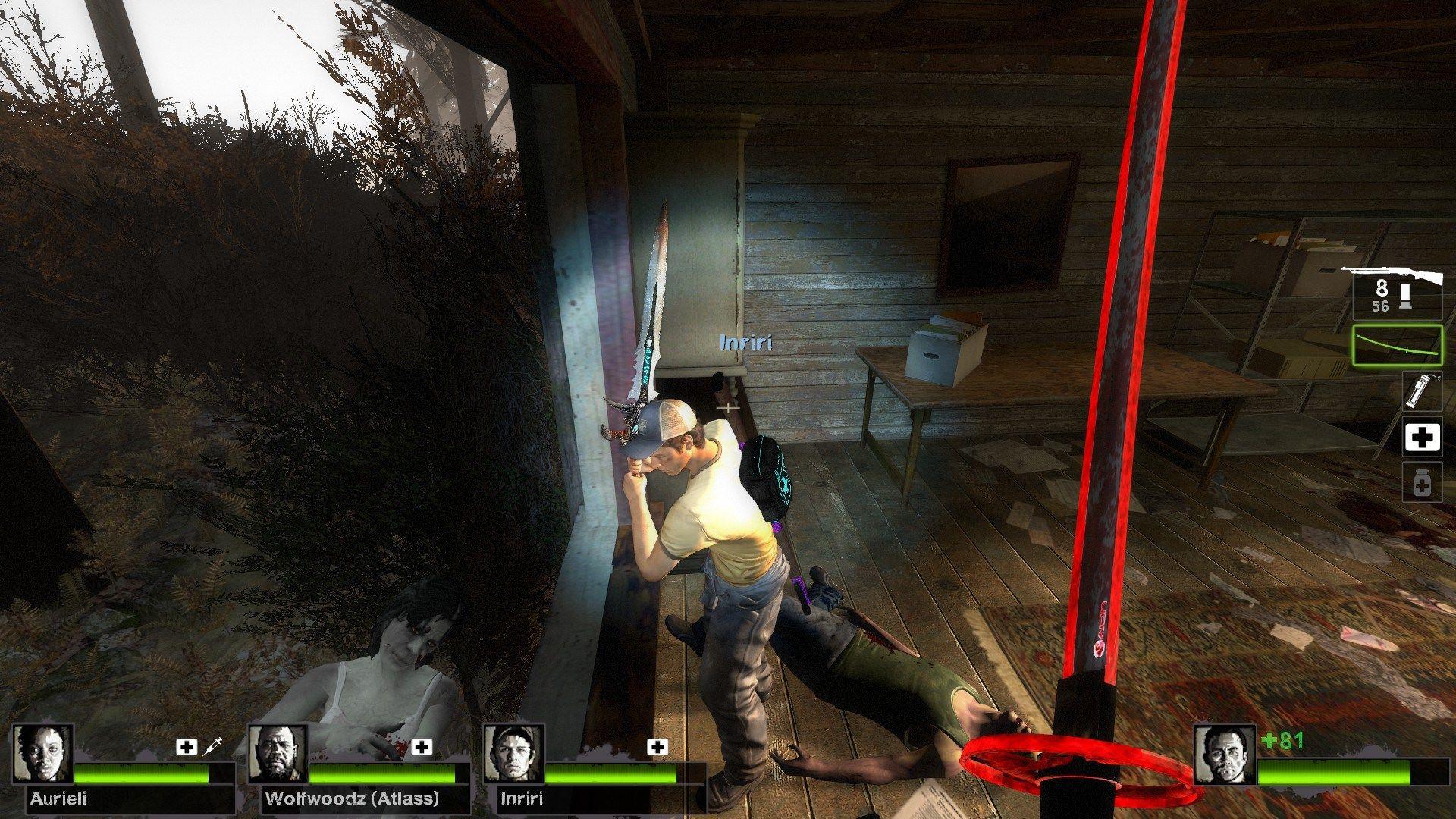 Left 4 Dead 2 mods let me have FROSTMOURNE | Gaming | Left 4