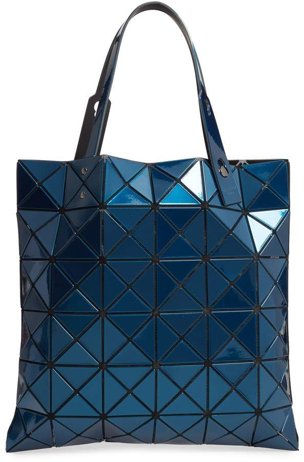 Bao Bao Issey Miyake Lucent Metallic Tote Bag   Products   Metallic ... c86c960a02