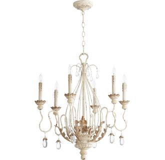 View The Quorum International 6344 6 Venice 6 Light 25 Wide