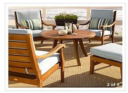 Crate And Barrel Patio Furniture Outdoor Nice