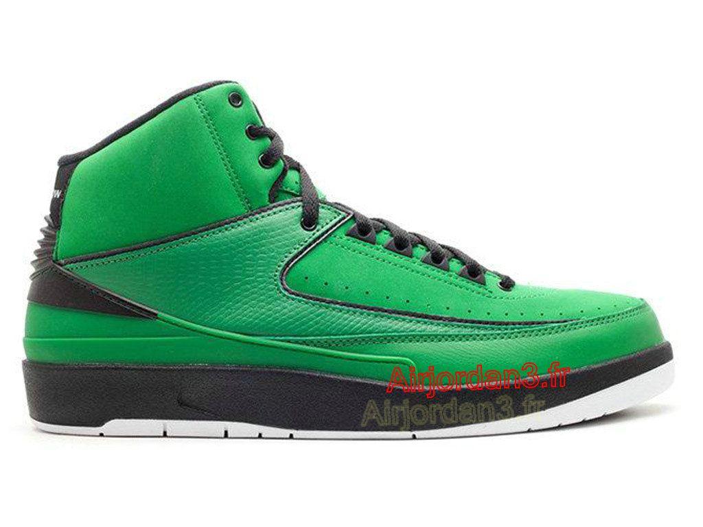 design de qualité 35f0a 3de06 Air Jordan 2 Retro Chaussures Taille Homme Wing It 834272 ...