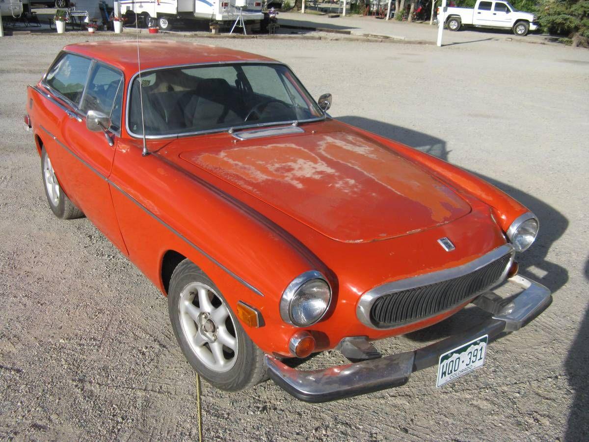1973 P1800ES Buena Vista, CO Volvo, Vehicles, Cars