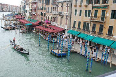 Venice Gondolla Ride