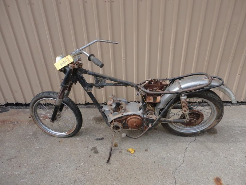 Project Bikes Baxter Cycle Trike For Sale Unfinished Project Port