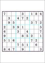 Sudoku à Imprimer Idée Pr Bap Et Bday Sudoku à Imprimer