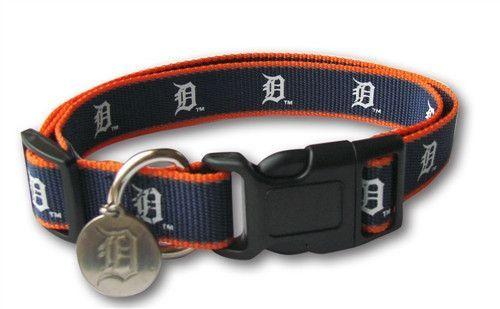 Detroit Tigers Collar