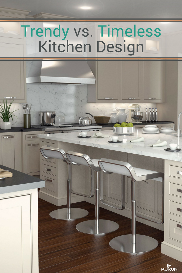 Trendy Vs Timeless Kitchen Styles Timeless Kitchen Kitchen