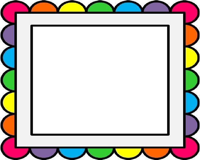 rainbow border pano pinterest rainbows clip art and scrapbook rh pinterest com Rainbow Stripes Background Clip Art rainbow border clip art free