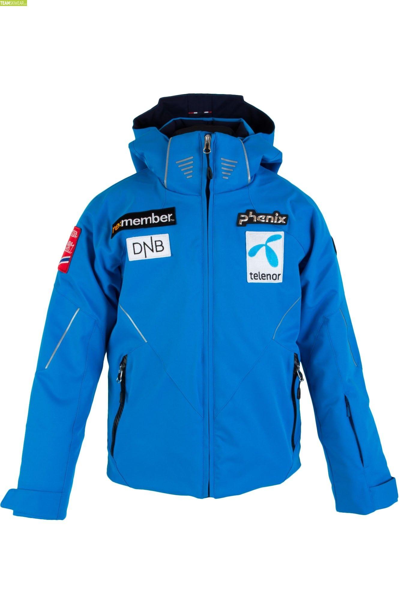 Phenix Junior Norway Ski Team Jacket | Ropa esqui, Ropa