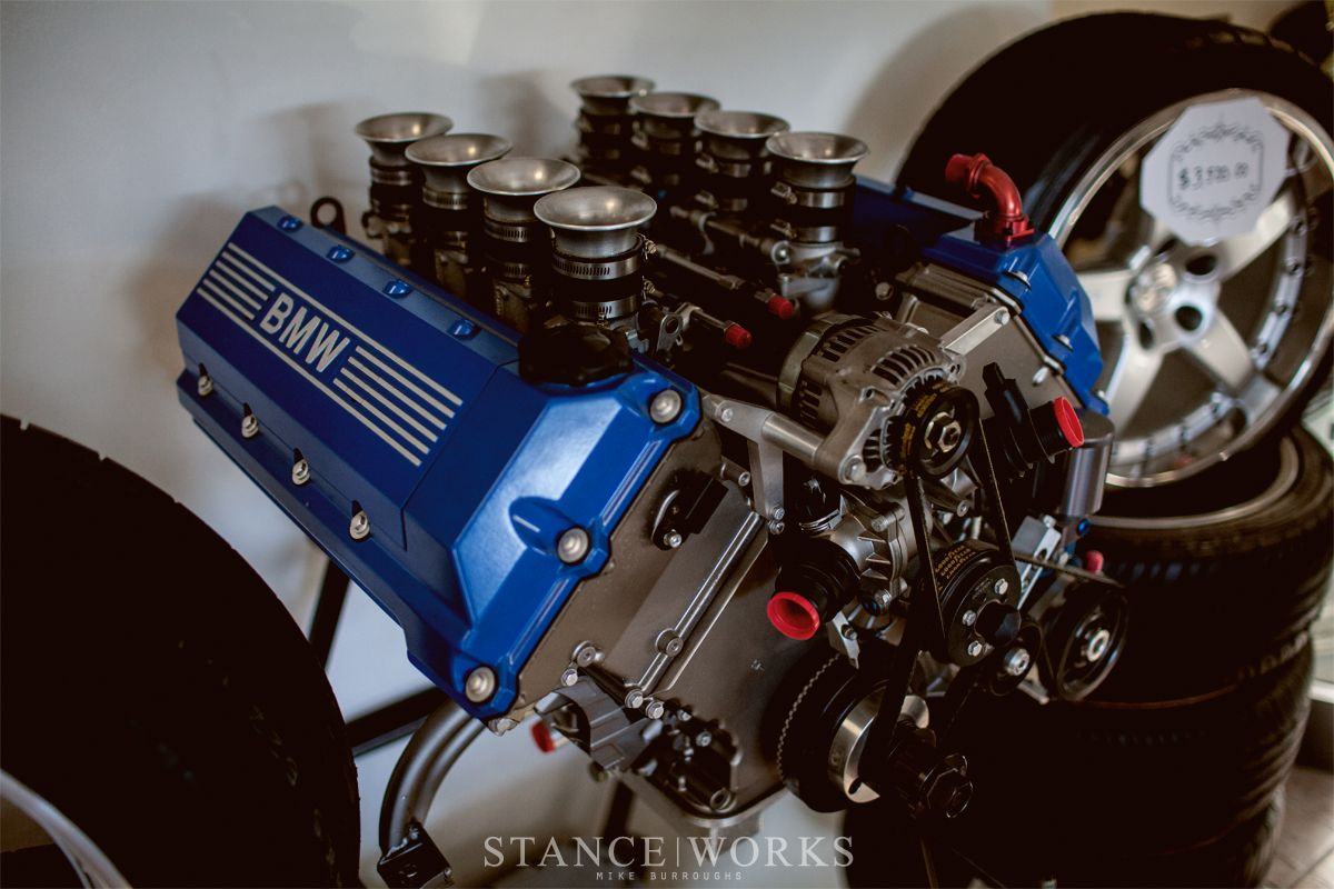Bmw M60 Race Engine With Images Motorsport Bmw Bmw Engines