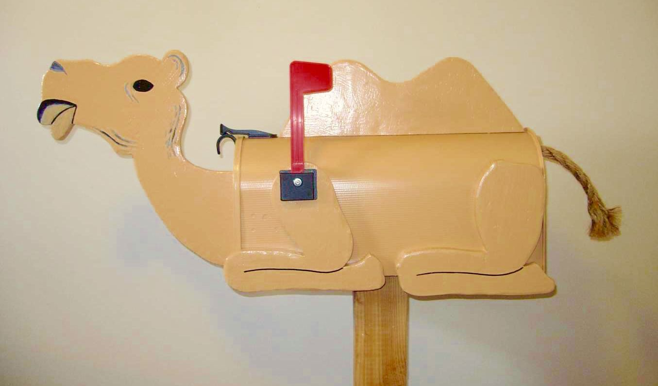 Pin By Bonnie Cook On Animal Mailboxes