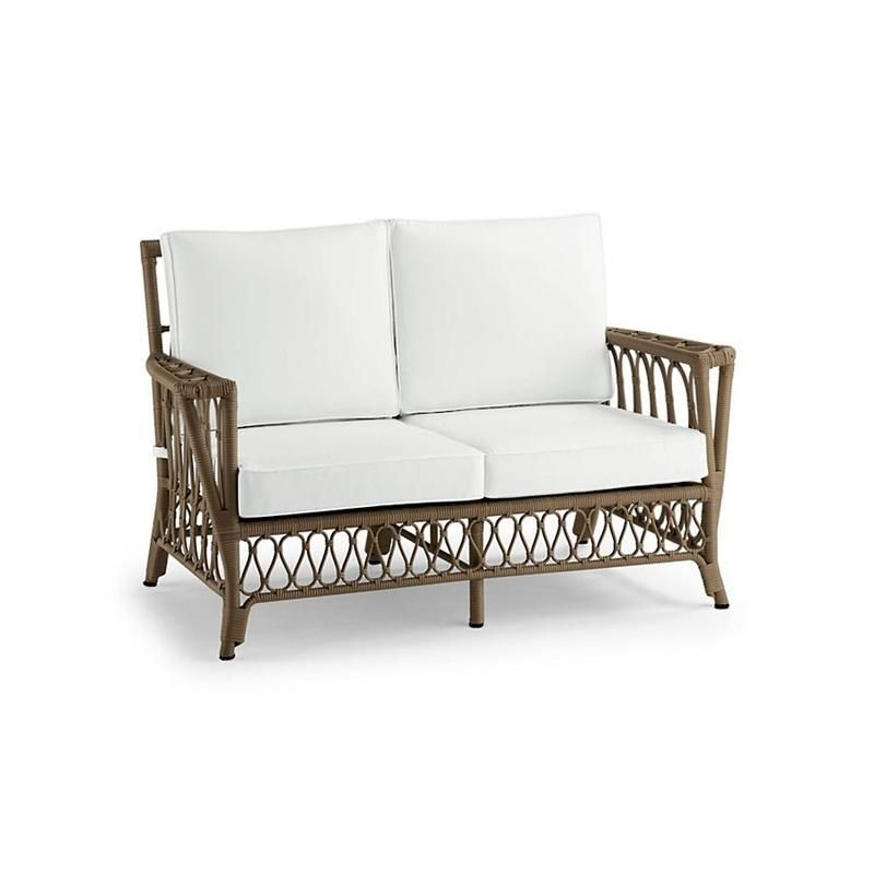 Excellent Myla Loveseat Myla Collection Frontgate Contract Ibusinesslaw Wood Chair Design Ideas Ibusinesslaworg