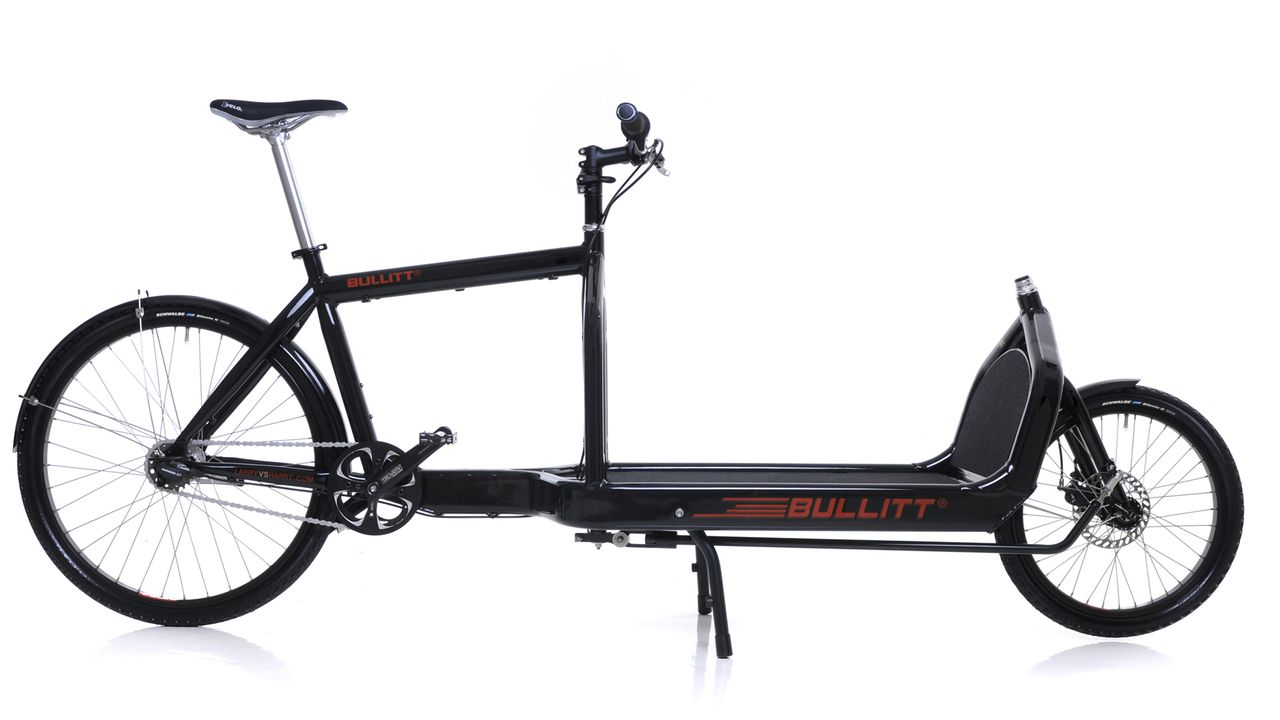 Bullitt Cargo Bicycle By Larry Vs Harry The World S Fastest Cargo Bike Is Available In 13 Different Variants All Built Upon The Same Bicycle Cargo Bike Bike