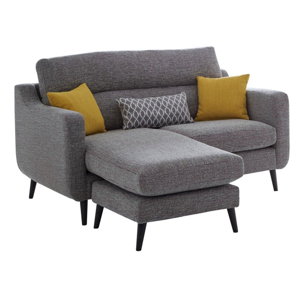 Camren Compact Sofa Small Stool With