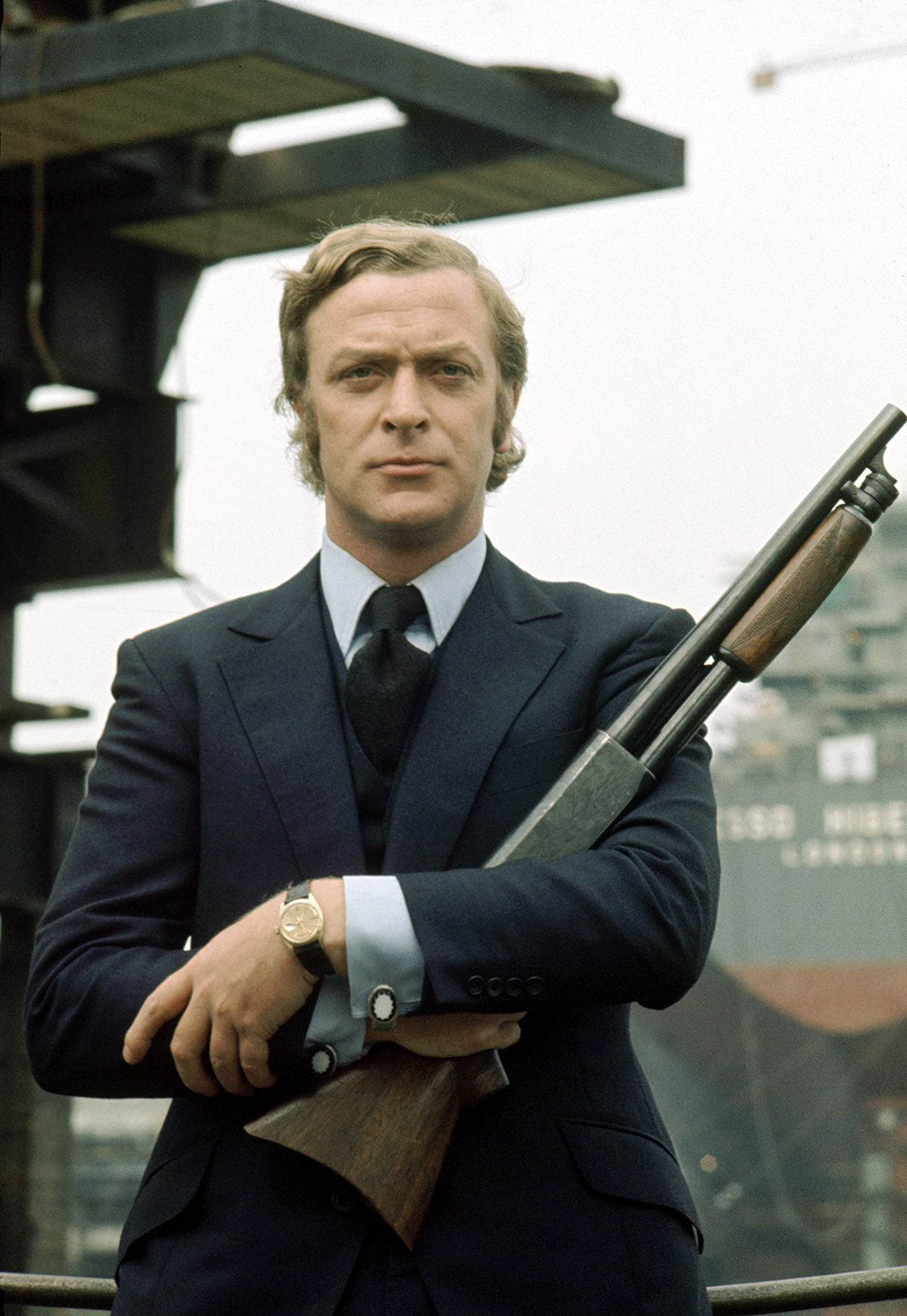 Image result for Michael Caine 70s