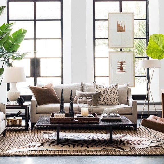 Marlowe Ceramic Table Lamp | Williams-Sonoma