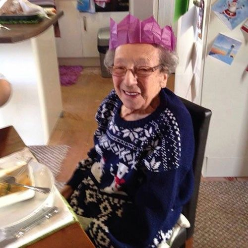 Lonely Pensioner Receives Thousands Of 100th Birthday